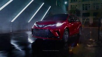 2021 Toyota Sienna TV Spot, 'Lucky' [T1] - Thumbnail 6