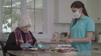 Visiting Angels TV Spot, 'Safe at Home'