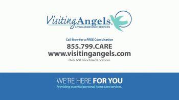Visiting Angels TV Spot, 'Safe at Home' - Thumbnail 8