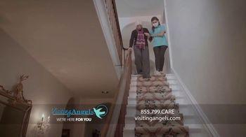 Visiting Angels TV Spot, 'Safe at Home' - Thumbnail 1