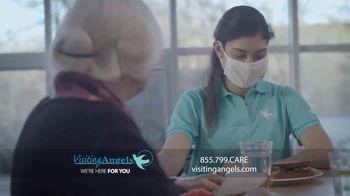 Visiting Angels TV Spot, 'Safe at Home' - Thumbnail 4