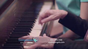 Visiting Angels TV Spot, 'Safe at Home' - Thumbnail 5