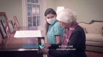 Visiting Angels TV Spot, 'Safe at Home' - Thumbnail 6