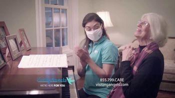 Visiting Angels TV Spot, 'Safe at Home' - Thumbnail 7