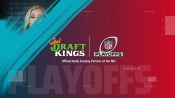DraftKings TV Spot, 'NFL Playoffs: Play Free for Millions' - Thumbnail 2