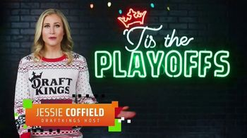 DraftKings TV Spot, 'NFL Playoffs: Play Free for Millions'
