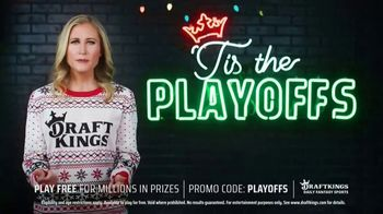 DraftKings TV Spot, 'NFL Playoffs: Play Free for Millions' - Thumbnail 8