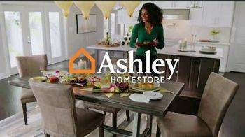 Ashley HomeStore New Years Clearance Sale TV Spot, 'Up to 40% Off and Payment Assistance' - Thumbnail 1