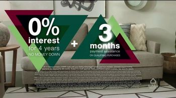 Ashley HomeStore New Years Clearance Sale TV Spot, 'Up to 40% Off and Payment Assistance' - Thumbnail 6
