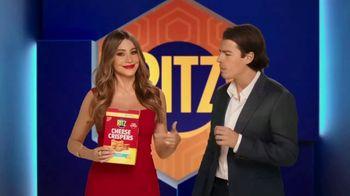 Ritz Crackers Cheese Crispers TV Spot, 'Couch' Featuring Sofia Vergara - Thumbnail 8