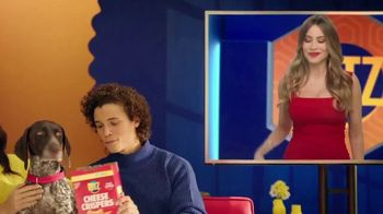 Ritz Crackers Cheese Crispers TV Spot, 'Couch' Featuring Sofia Vergara - Thumbnail 3