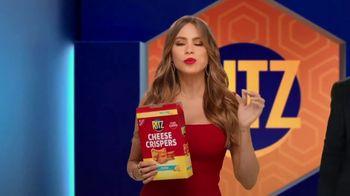 Ritz Crackers Cheese Crispers TV Spot, 'Couch' Featuring Sofia Vergara - Thumbnail 5