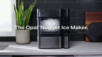 GE Profile Opal Nugget Ice Maker TV Spot, 'The Good Ice' - Thumbnail 9