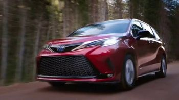 2021 Toyota Sienna TV Spot, 'Phone' [T1] - 423 commercial airings