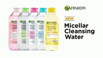 Garnier SkinActive Micellar Cleansing Water Brightening TV Spot, 'Swipe Away Dull Skin' Song by Lizzo - Thumbnail 7