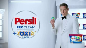 Persil ProClean OXI Power Discs TV Spot, 'A Deep Clean Delivered'