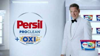 Persil ProClean OXI Power Discs TV Spot, 'A Deep Clean Delivered' - Thumbnail 1
