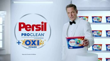 Persil ProClean OXI Power Discs TV Spot, 'A Deep Clean Delivered' - Thumbnail 10