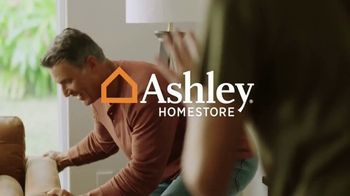Ashley HomeStore Sale + Clearance Event TV Spot, 'Dining Tables and Sofa Savings' - Thumbnail 1
