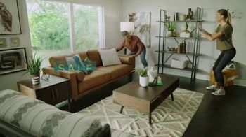Ashley HomeStore Sale + Clearance Event TV Spot, 'Dining Tables and Sofa Savings' - Thumbnail 2