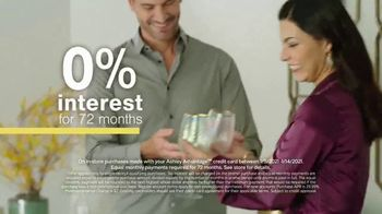 Ashley HomeStore Sale + Clearance Event TV Spot, 'Dining Tables and Sofa Savings' - Thumbnail 6