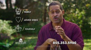Senior Life Insurance Company Return of Premium Life Insurance TV Spot, 'Any Way You Wish'