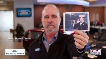 Ford Proud to Honor TV Spot, 'FOX 31 Denver: Serving Those Who Serve' [T2] - Thumbnail 1