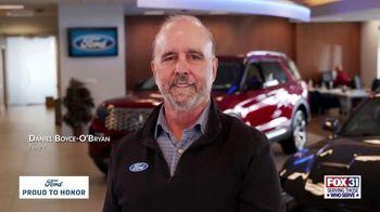 Ford Proud to Honor TV Spot, 'FOX 31 Denver: Serving Those Who Serve' [T2] - Thumbnail 2