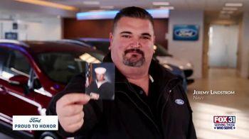 Ford Proud to Honor TV Spot, 'FOX 31 Denver: Serving Those Who Serve' [T2] - Thumbnail 3