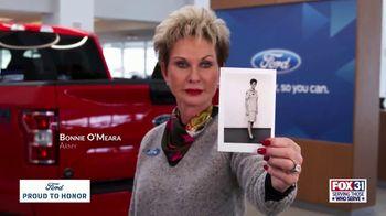 Ford Proud to Honor TV Spot, 'FOX 31 Denver: Serving Those Who Serve' [T2] - Thumbnail 4
