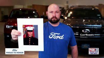 Ford Proud to Honor TV Spot, 'FOX 31 Denver: Serving Those Who Serve' [T2] - Thumbnail 5
