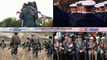 Ford Proud to Honor TV Spot, 'FOX 31 Denver: Serving Those Who Serve' [T2] - Thumbnail 8