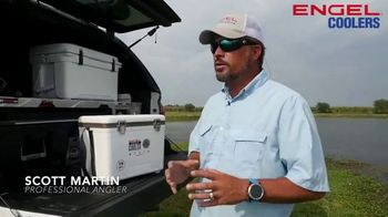 Engel Coolers TV Spot, 'Keeping Live Bait Healthy'