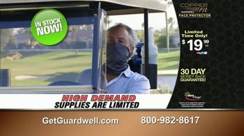 Copper Fit Guardwell TV Spot, 'Two For One: Limited' - Thumbnail 10