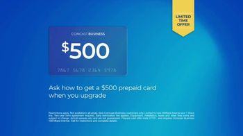 Comcast Business TV Spot, 'Resolutions: Internet + 1 Voice Line for $64.90 a Month, $500 Prepaid' - Thumbnail 10