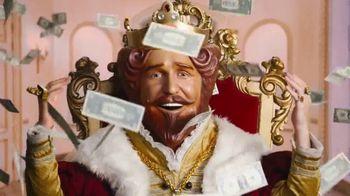 Burger King $1 Your Way Menu TV Spot, 'Más sabor por tu dinero' [Spanish] - 5050 commercial airings