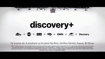 Verizon TV Spot, 'Discovery+ y Disney Bundle' [Spanish] - Thumbnail 5