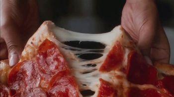 Papa John's Epic Stuffed Crust Pizza TV Spot, 'Never Been More Wrong'