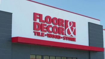 Floor & Decor TV Spot. 'Grand Opening: Murietta' - Thumbnail 1