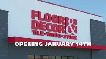 Floor & Decor TV Spot. 'Grand Opening: Murietta' - Thumbnail 2