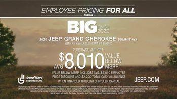 Jeep Big Finish 2020 TV Spot, 'What Makes Jeep' [T2] - Thumbnail 7