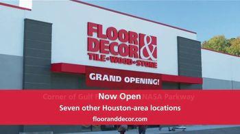 Floor & Decor TV Spot, 'Grand Opening: Webster' - Thumbnail 10