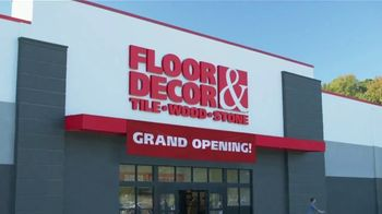 Floor & Decor TV Spot, 'Grand Opening: Webster' - Thumbnail 2
