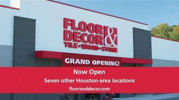 Floor & Decor TV Spot, 'Grand Opening: Webster' - Thumbnail 9