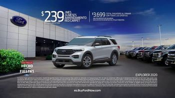 Ford El Evento Hecho para las Fiestas TV Spot, 'Dejar atrás' [Spanish] [T2] - Thumbnail 10