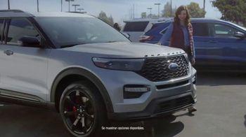 Ford El Evento Hecho para las Fiestas TV Spot, 'Dejar atrás' [Spanish] [T2] - Thumbnail 4
