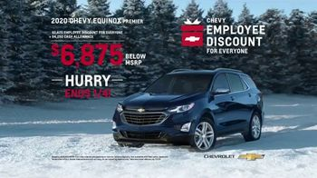 Chevrolet Employee Discount for Everyone TV Spot, 'Wherever You Go' [T2] - Thumbnail 6