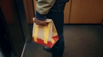 McDonald's TV Spot, 'The This Elevator Smells Delicious Meal' - Thumbnail 1