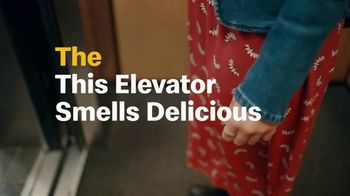 McDonald's TV Spot, 'The This Elevator Smells Delicious Meal' - Thumbnail 4