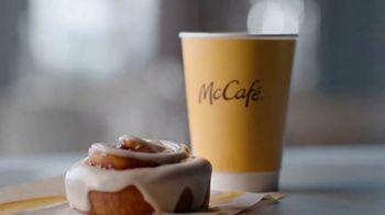 McDonald's Cinnamon Roll TV Spot, 'A True Aficionado' - Thumbnail 1